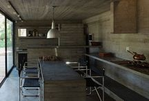 Interiors : Concrete