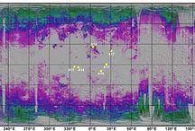 Scienza : L'acqua sulla luna è presente quasi ovunque. La prima mappa completa.