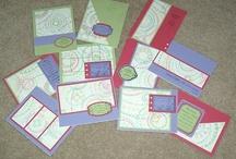Cards- one sheet wonder
