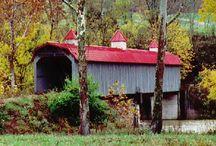 covered bridges / by heidi Lonergan