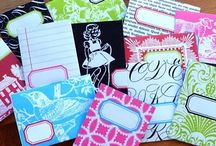 DIY Stationary & Letters & Postcards / by Pamela Alexis