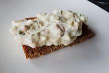 Essen:  Brotaufstrich  /  kleine Mahlzeiten / Etwas aufwendig, um sich und andere zu verwöhnen.