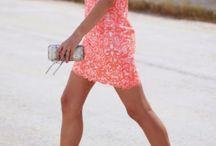 Letnie sukienki <3