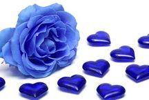 Blu / blu, il mio colore preferito