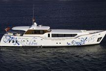 AD5 31,70M MOTOR YACHT / Luxury Mega Yacht constructed by Agantur Shipyard - Ozkalay Group