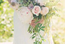 Bruidsboeketten / Inspiratie voor je bruiloft