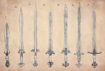 Weapons / by Tanner Cockrell