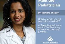 Meet the Pediatrician