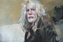 Robert Lenkiewicz / Artist  / by Nikki Robilliard