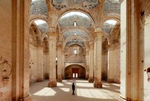 Architectural heritage intervention and restoration