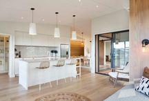 Scandi Style interiors / Nordic and Scandinavian interiors - light and bright!