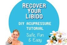 DIY Acupressure Tutorials / Books & Tutorials to Age Well, Feel & Look Great • Download from https://acupressure-wellness.selz.com / by Anne Cossé