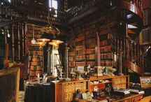 Beautiful Library Spaces / by Mandy Boles