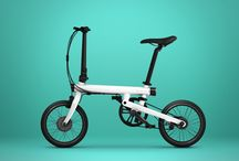 Bicis plegables / Recopilación de bicis plegables con un diseño atractivo.