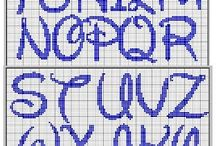 cross stitch ideas / Cross stitch