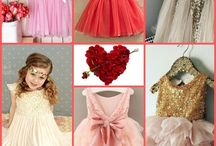 Valentines Day Ideas and Outfits for Kids / Valentine Day Crafts