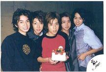 嵐 / First ever Japanese Boy Band I have ever listened. These boys are special.