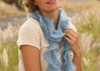 Knitty Stuff - Scarves