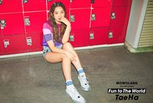 Momoland   TaeHa