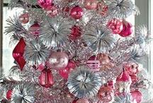 Christmas pink / by Paula Wethington