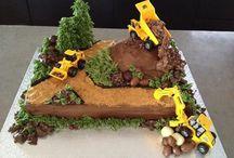 James 2nd Birthday cake