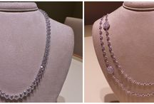 Necklace Week! / All this week we will be celebrating the beauty of necklaces! / by Hamra Jewelers