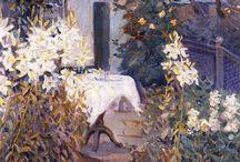 Helen Galloway Mcnicoll Paintings