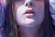 Face(light)