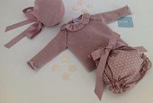 Ropa de bebé | Baby fashion / Ropa de bebe de hoy de inspiración clásica | Classic inspiration for today's baby fashion