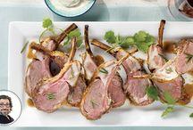 Viandes au menu / Idées de recettes pour cuisiner la viande.