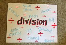 Maths division