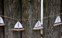 ideas with sea wood