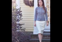 Office Style / Women's Fashion / Women's fashion, Professional work style, Professional outfit, Corporate outfit, Office Stylei, Quality Clothing, Comfort, Modern Style, Classic, Classic Style, Young professional, Style blog, Ann Taylor, Banana Republic, Talbots, JCrew, Gap