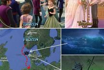 Fakta men inte fakta men Disney