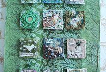 Quilt: Inchies / by Liz Geisert Kirk