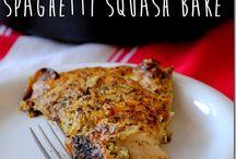 Njami njamiiii... Squash! / Butternut, spaghetti, hokkaido and all the others...  / by jukilajn