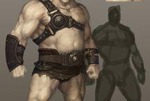 Character Design / Kingdom Online Karakter Tasarımları
