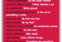 in Latin