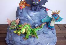 Jack's dragon b'day ideas