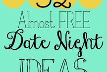 Date Night!!! / by Ashleigh Sprague