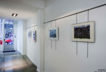 """THE WALL Exposición fotográfica de Alberto Bandín / El pasado día 30 de Octubre de 2009 se inaugura nuestro espacio (Calle Ángel Rebollo 56-58, bajo) y con ese motivo realizamos la primera exposición en el mismo, se trata de una muestra fotográfica titulada """"The Wall"""" a cargo de Alberto Bandín."""