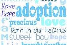 Adoption / by J Dawg