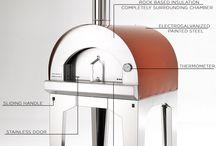 BBQ ovens