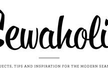 Blogs for Sewing & Fashion  / by S P