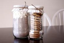 Gifts in jars/cadeau in pot