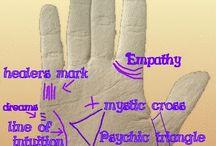 Psychic Markings