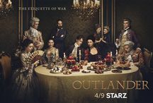 Outlander, the tv-series.