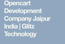 www.glitztechnology.com Opencart Development Company Jaipur India | Glitz Technology