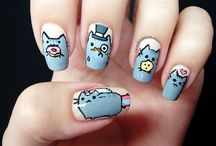 --> My Nails <-- / My nail arts that I made myself! More nails: www.karolinalopes.com