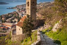 Montenegro wish list / Dreaming of a trip to Montenegro